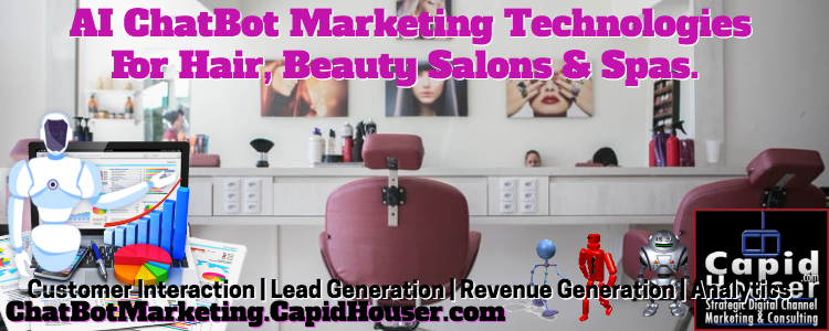 Beauty Salon ChatBot Agents