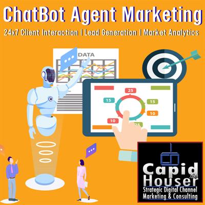 chat bot agent digital marketing