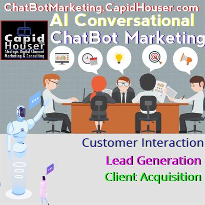 conversation ai chatbot marketing
